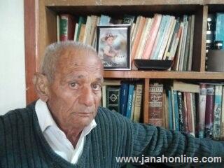 تاریخ زنده ی جناح خاموش شد / پیشکسوت خدمت به مردم , محمد کارگر درگذشت + عکس